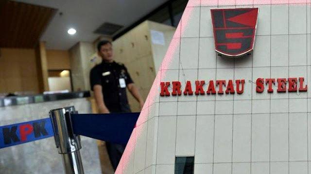 Direksi Ditangkap, Krakatau Steel Segera Temui KPK
