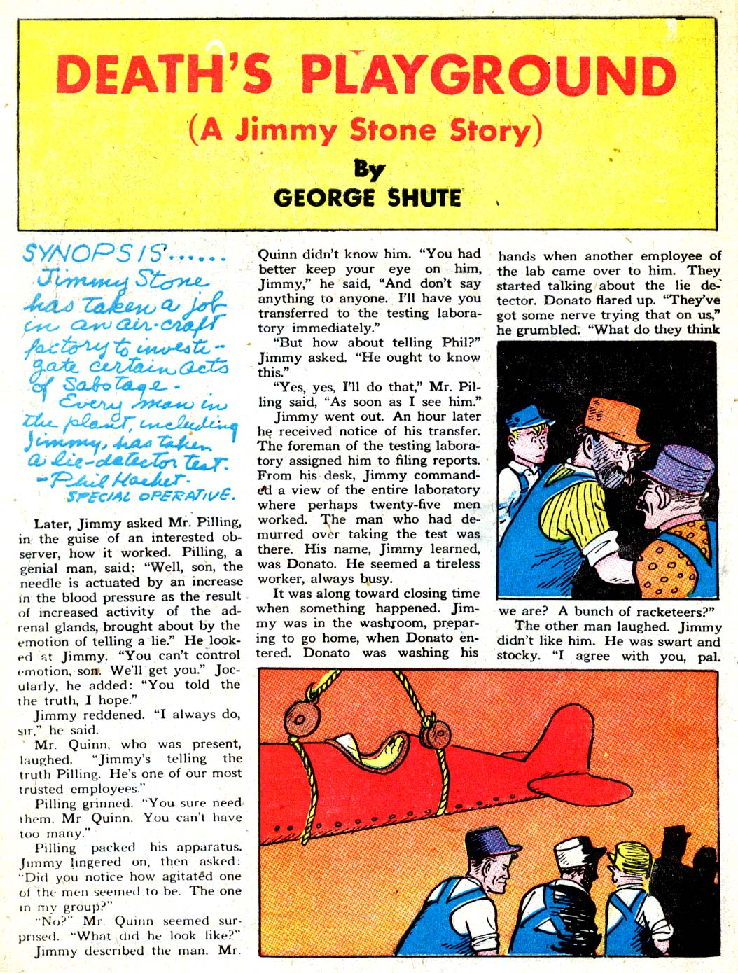 Read online All-American Comics (1939) comic -  Issue #11 - 50