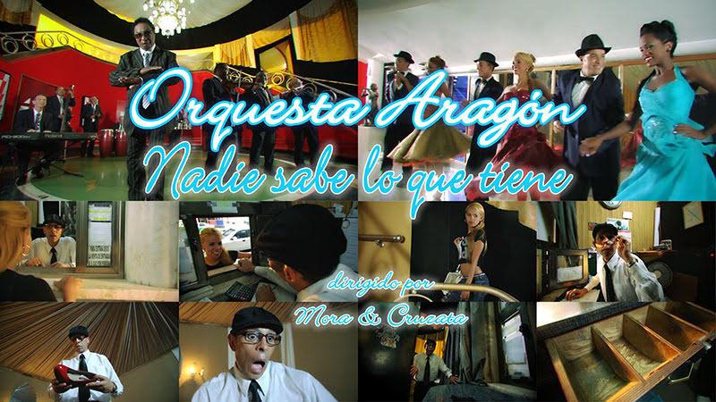 Orquesta Aragón - ¨Nadie sabe lo que tiene¨ - Videoclip - Dirección: Rudy Mora - Orlando Cruzata. Portal del Vídeo Clip Cubano