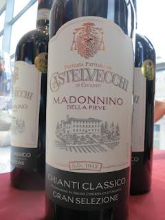 Castelvecchi Madonnino della Pieve Chianti Classico Gran Selezione 2010 - DOCG, Tuscany, Italy (93 pts)