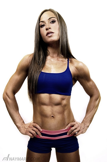 Swann Cardot - Female Fitness