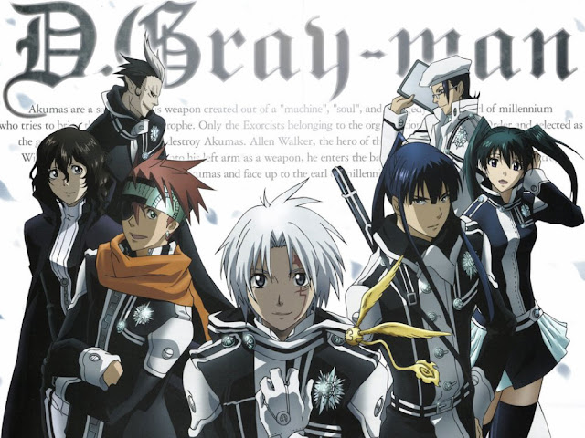 D.Gray-Man: Reverse (Novela Ligera en español)