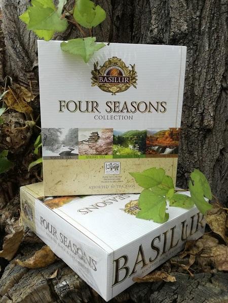 Basilur_Four_seasons, Basilur, kolekce