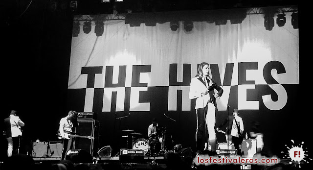 Arenal Sound, 2016, Festival, Música, The Hives
