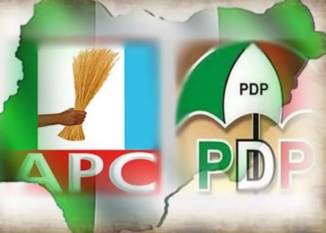 Thugs and Firearms in Election/PDP VS APC