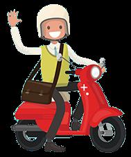 Delivery Rider / Dispatcher , selangor, sepenuh masa, swasta,pengangkutan