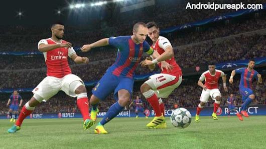 Pro Evolution Soccer 2017 apk Download Full v0.9.0 For Android