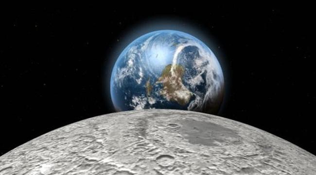 Δείτε τη Σελήνη από τον τροχιακό βολιστήρα της NASA (Bίντεο)