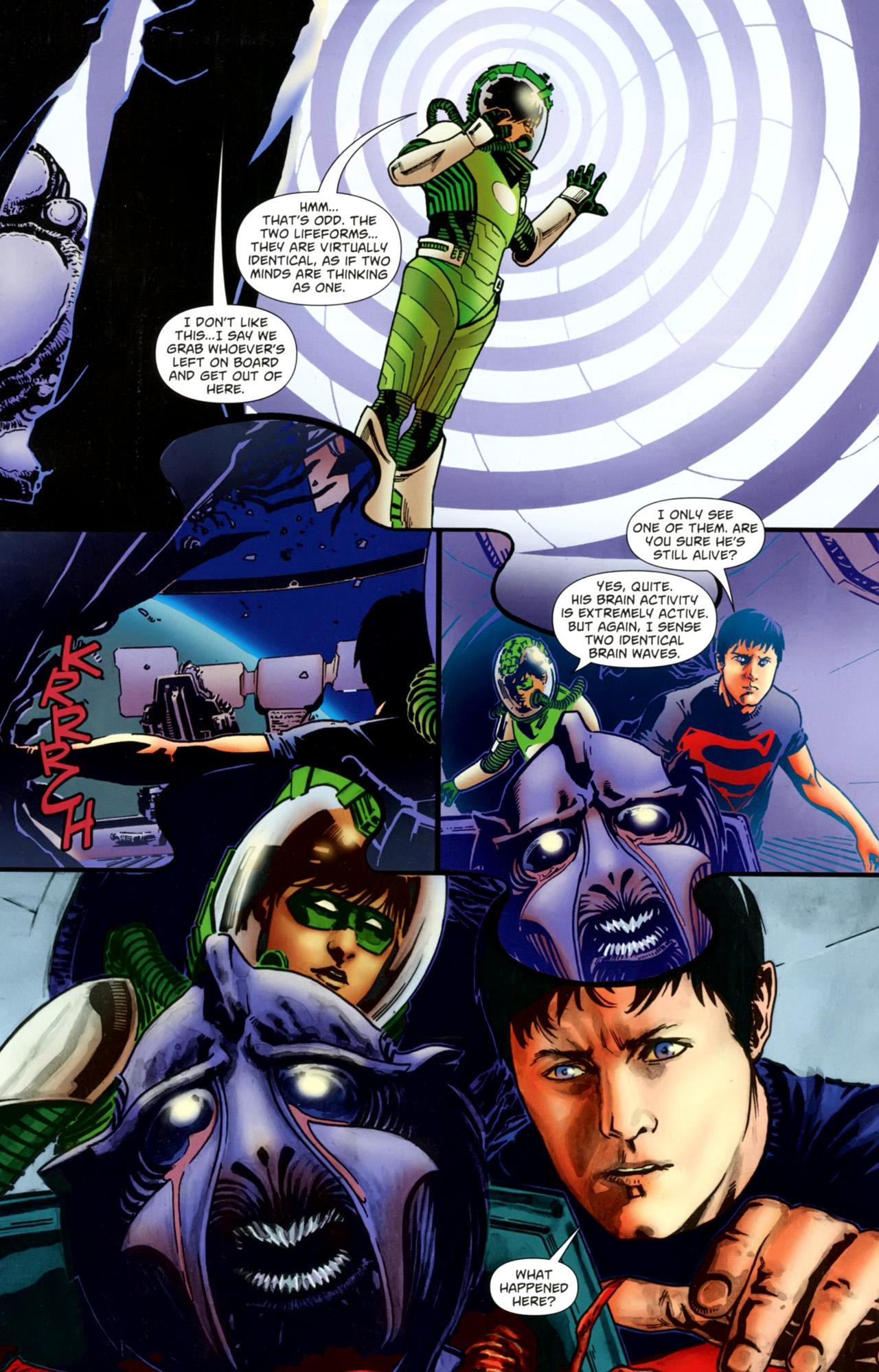 Superboy [I] Issue #7 #7 - English 13