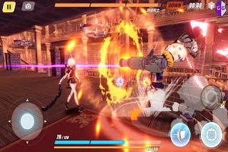 Anime Honkai Impact 3 Apk