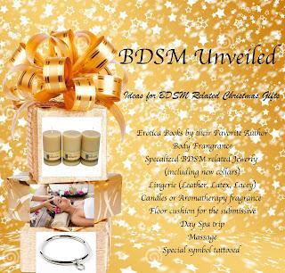 BDSM Christmas Present Ideas