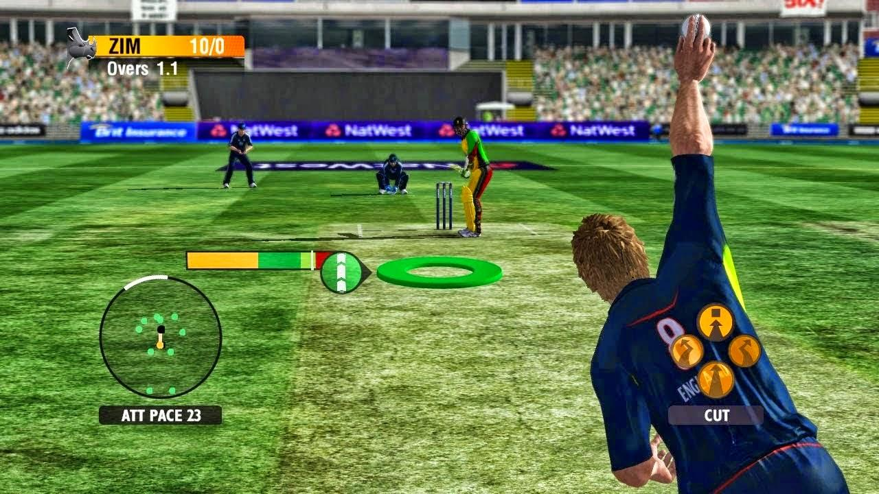 online cricket games free