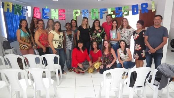 CEFOR realiza capacitação especial em homenagem ao Dia do Professor