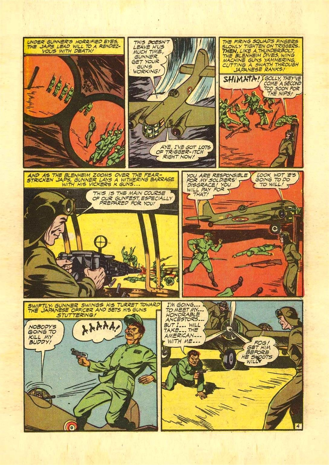 Read online Action Comics (1938) comic -  Issue #54 - 34