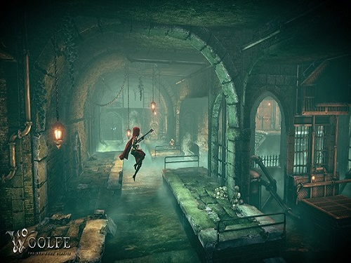 Woolfe The Red Hood Diaries Game Free Download