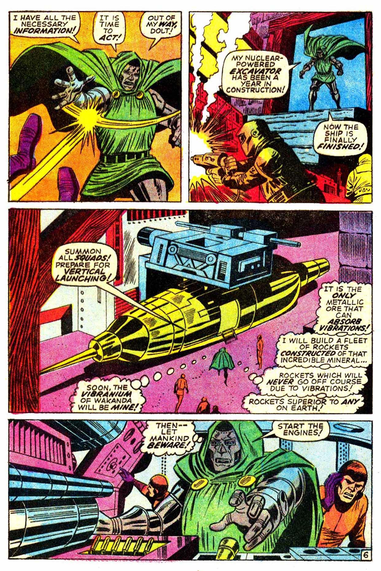 Read online Astonishing Tales (1970) comic -  Issue #6 - 7