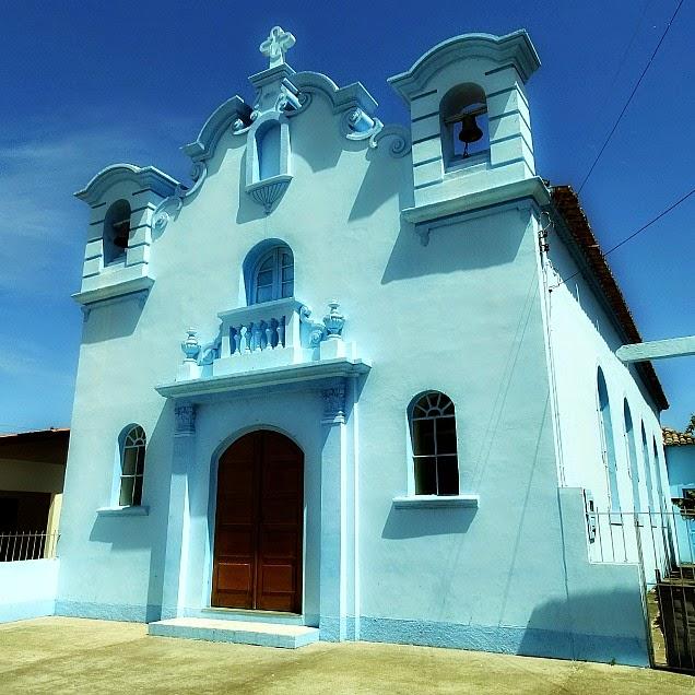 Capela de Santo Antônio, Tavares