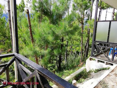Balkoni untuk Panorama