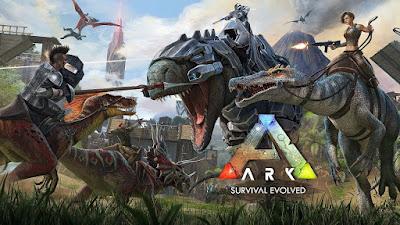 لعبة ARK Survival Evolved للأندرويد، لعبة ARK Survival Evolved مدفوعة للأندرويد