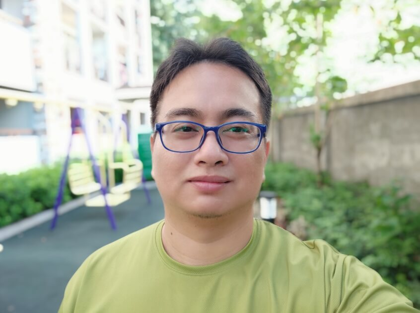 Xiaomi Mi 8 Lite Front Camera Sample - Portrait Selfie