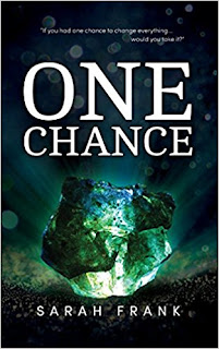 https://www.amazon.com/One-Chance-Sarah-Frank/dp/0999092413/ref=sr_1_1?ie=UTF8&qid=1522438578&sr=8-1&keywords=sarah+frank+one+chance