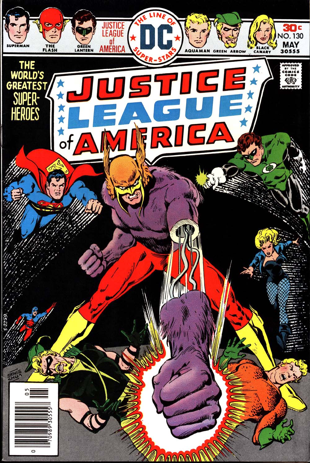 Justice League of America (1960) 130 Page 1