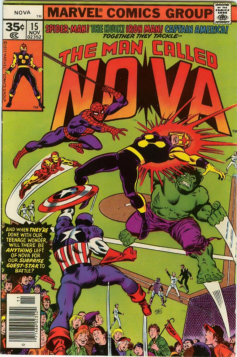 Nova (1976) 15 Page 1