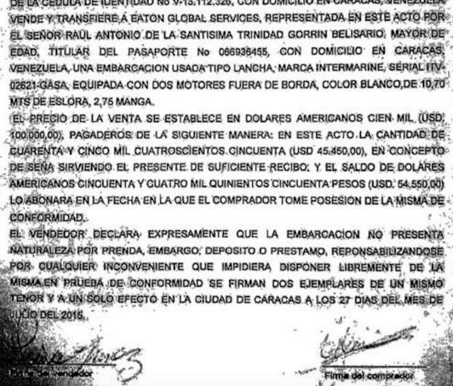 """Empresa """"ficticia"""" usada en esquema de corrupción por USD 1.200 millones en Miami está vinculada al empresario Raúl Gorrín"""