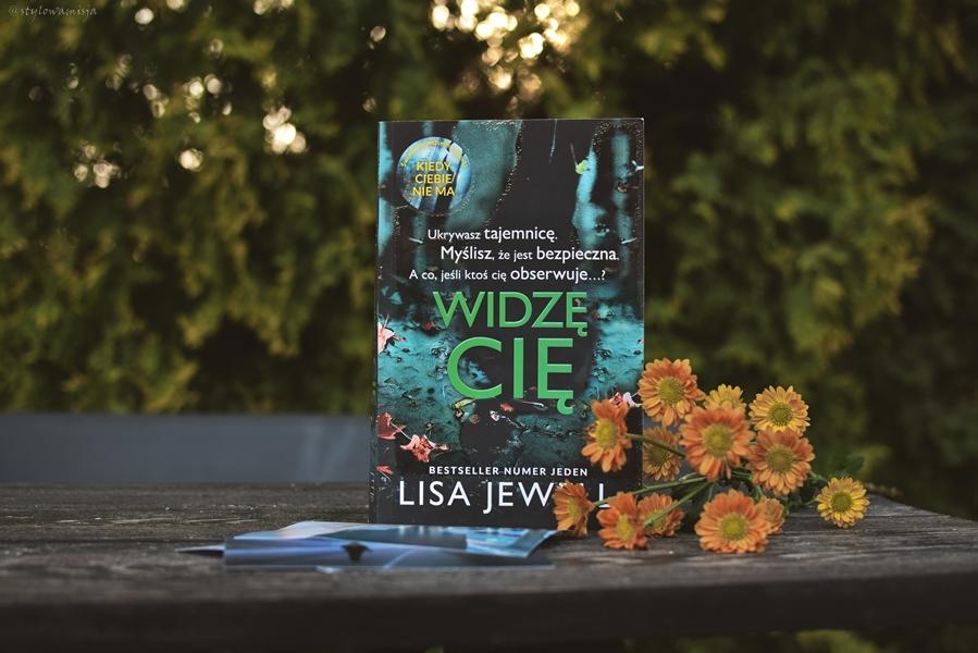 WydawnictwoEdipresse, WidzęCię, LisaJewell, thriller, recenzja, opowiadanie, Anglia,