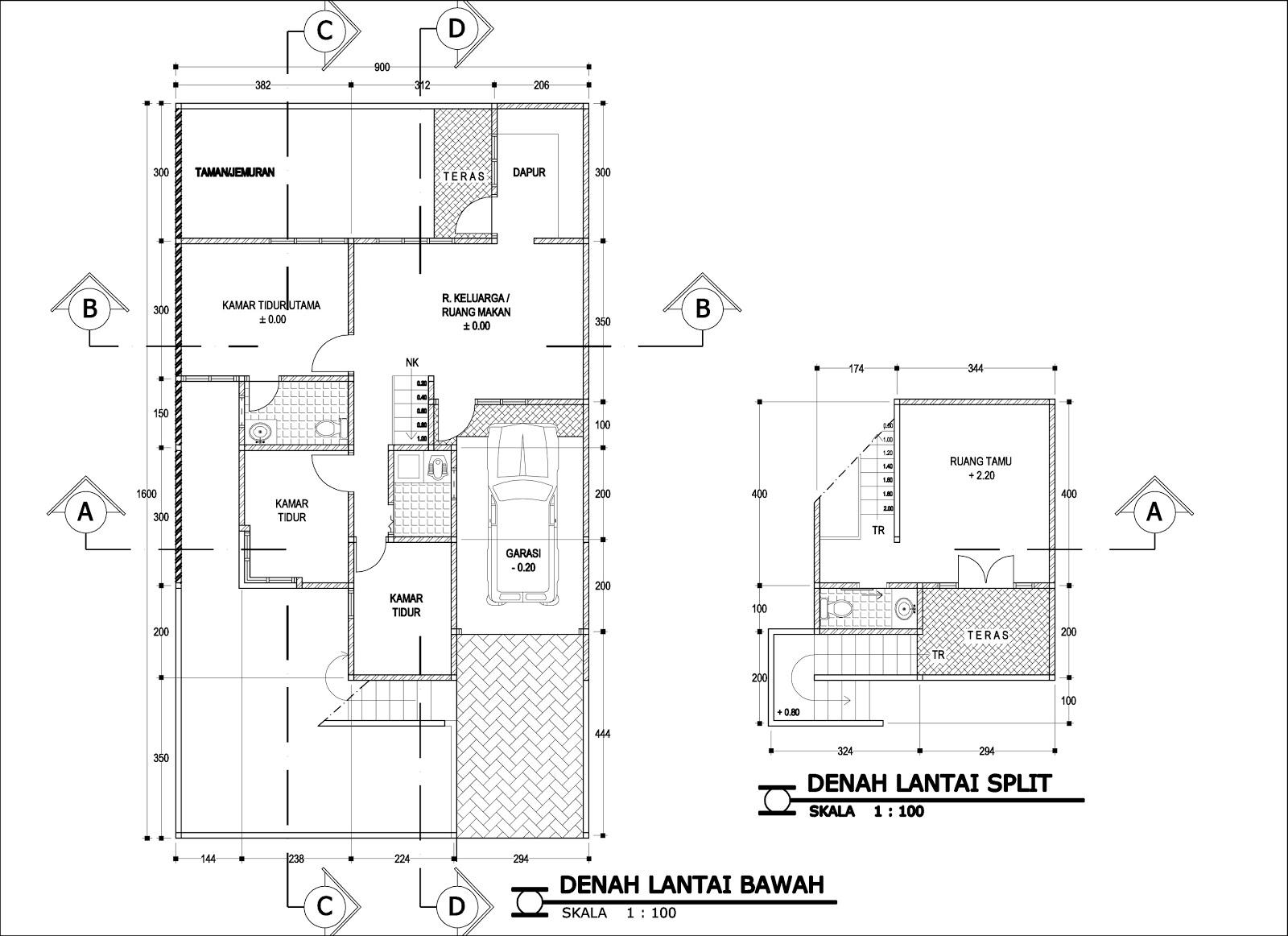 Informasi Desain Rumah Cluster 2 Lantai Prosforjdacom