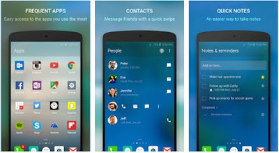 Arrow Launcher Android Buatan Microsoft