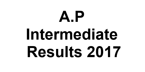 Andhra Pradesh Inter 1st/2nd Year Results at bieap.gov.in