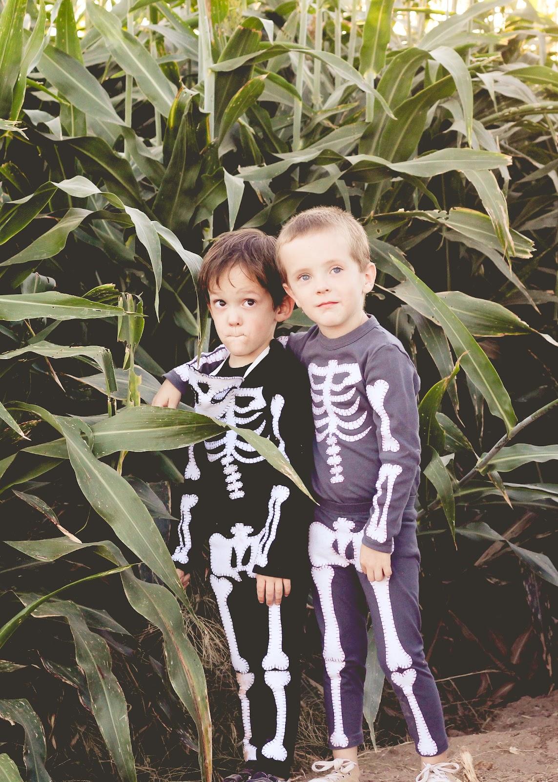 Diy Skeleton Costume