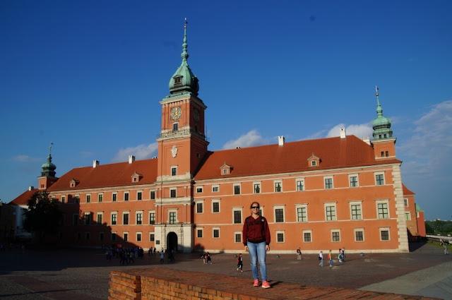 El  Castillo Real varsovia