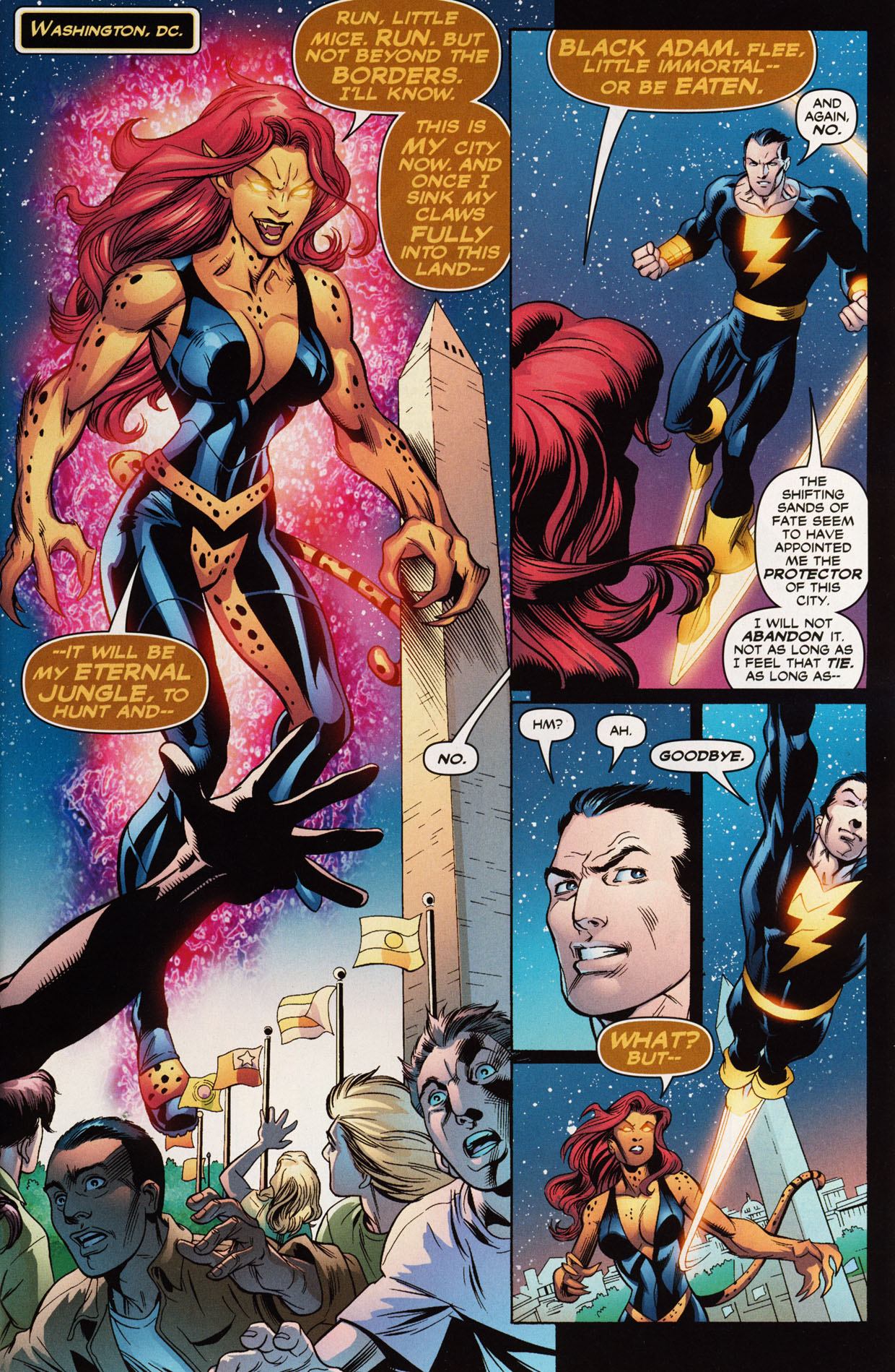 Read online Trinity (2008) comic -  Issue #42 - 3