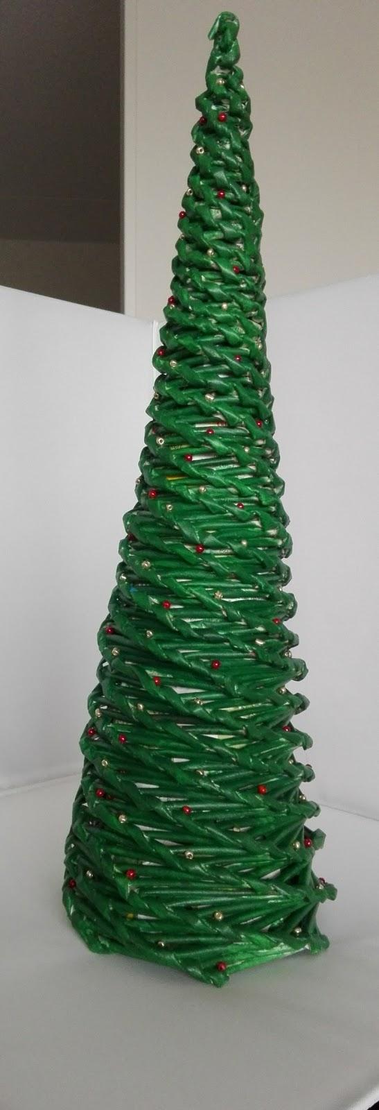 Heyleuk Kerstboom En Kerstster Van Papier