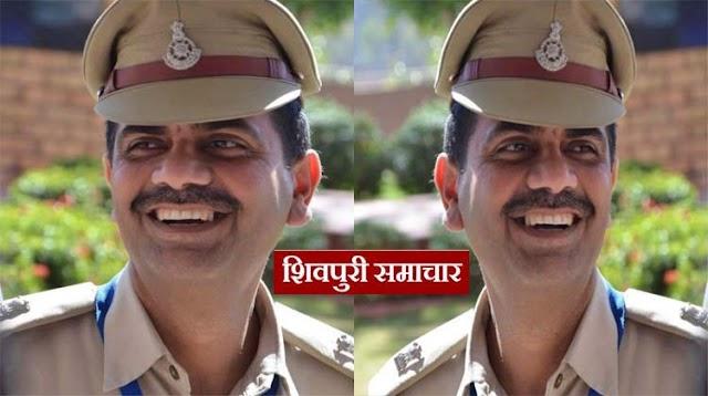 ऑनलाइन ठगी से बचने के लिए पुलिस मांग रही हैं जनता से सुझाव: चलाया जा रहा हैं ऑनलाइन कैंपेन | Shivpuri News