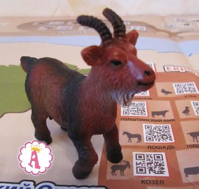 Европейский козел, игрушка бренда Венно больше, чем просто животные