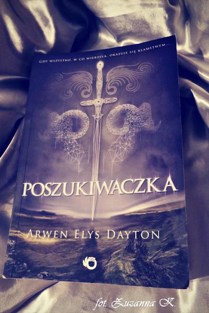 """Na początku był pomruk Wszechświata... - """"Poszukiwaczka"""" Arwen Elys Dayton [POSZUKIWACZKA #1]"""