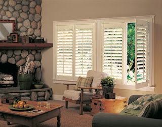 Hunter Douglas NewStyle Shutters blend the beauty of real wood and advanced modern-day materials in a top-quality custom product.