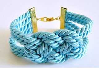 DIY Thick Bracelet