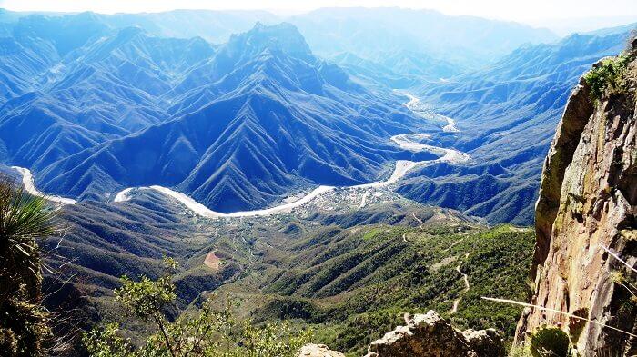 Глубокий Медный каньон