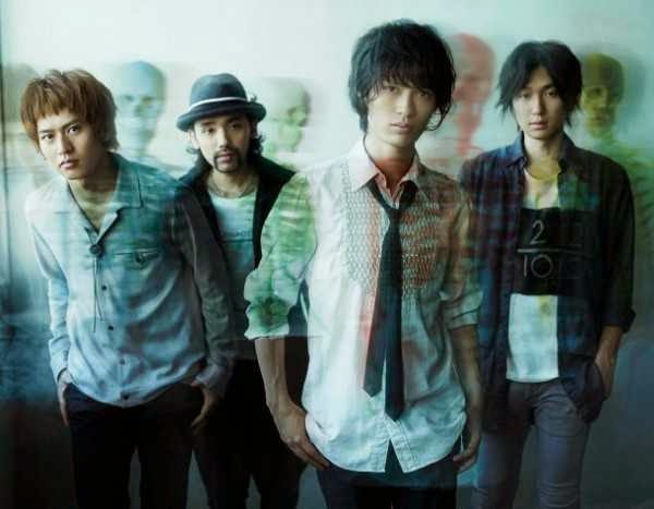 Gambar Nico Touches the Walls
