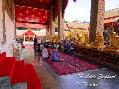 Wat Phra Haripunchai in Lamphun