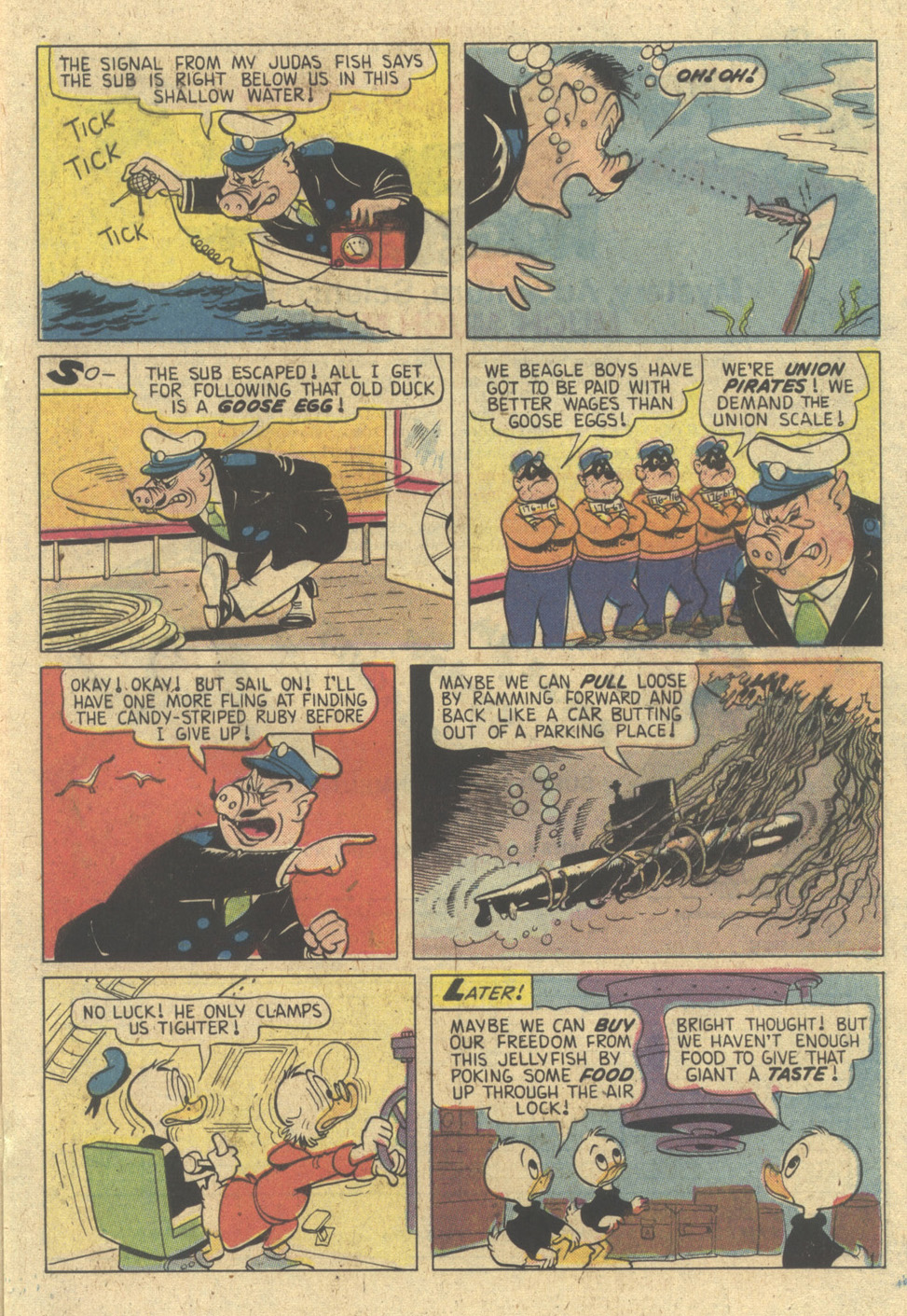 Read online Uncle Scrooge (1953) comic -  Issue #174 - 17