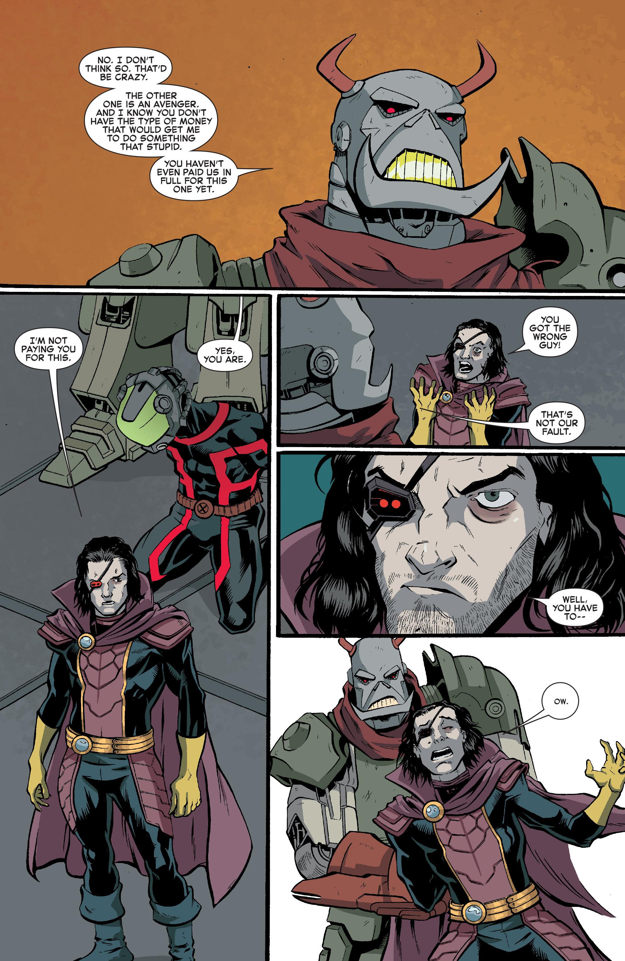 Read online Uncanny X-Men (2013) comic -  Issue # _Special 1 - 19