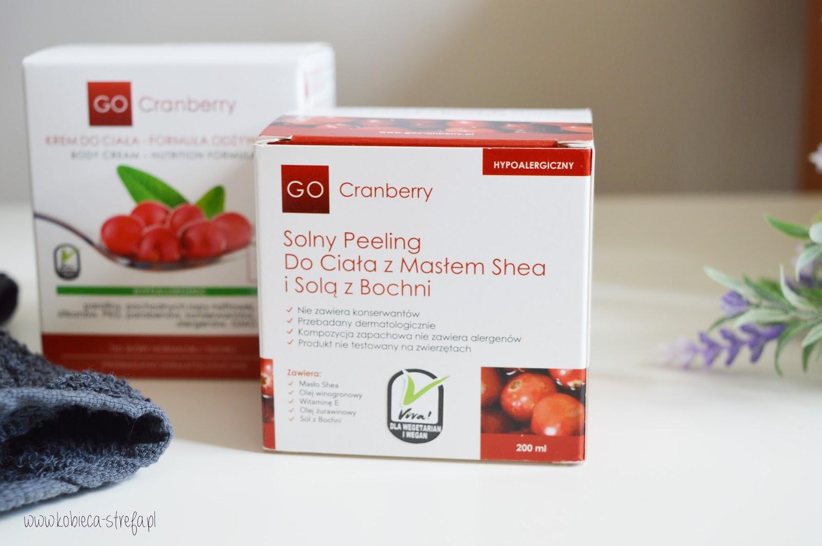 Kosmetyki do ciała o świetnym składzie i przyjemny zapachu - GoCranberry