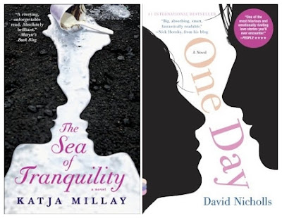 The Sea of Tranquility by Katja Millay and One Day by David Nicholls