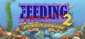 Feeding Frenzy 2: Shipwreck Showdown cover