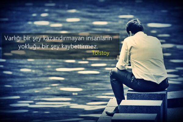 tolstoy sözleri, lev tolstoy, tolstoy, düşünen adam, deniz kenarı, düşünceli